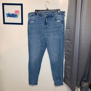 Super High Rise Jegging American Eagle